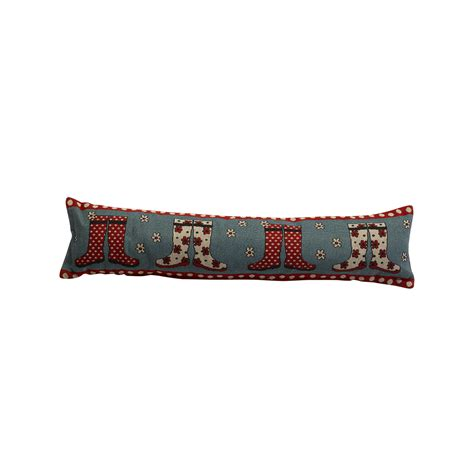 Door Draft Excluder Cushion by Tapestry Style Home Draught Excluder Fabric Door Or Window