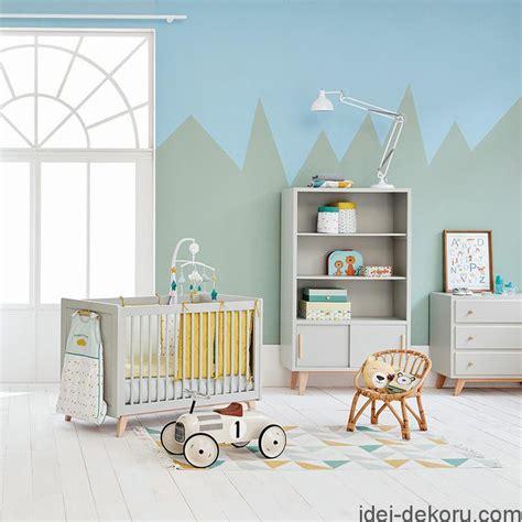 chambre bébé maison du monde стильні та затишні дитячі кімнати в пастельних тонах 54