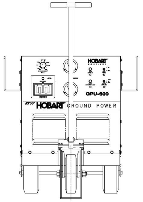 GPU-400 28.5 VDC Solid State - Aviation Ground Equipment Corp.