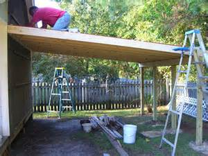 tifany guide how to build a lean to shed