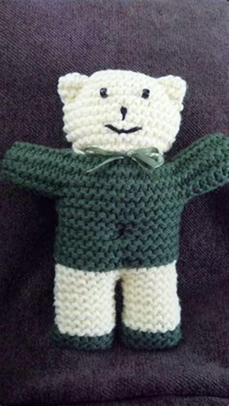 teddy knitting patterns free free knitting pattern easy teddy knitting pattern