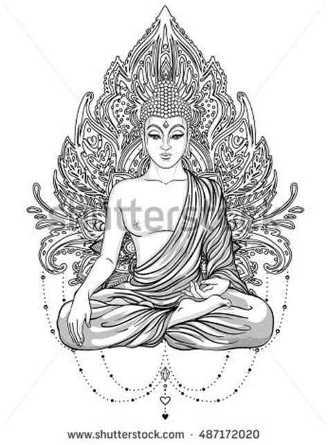 buddha vector stock images royalty free images amp vectors