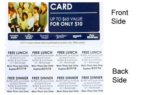 granny's restaurant coupons