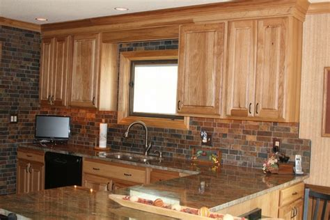 solid wood kitchen cabinets for long term investment 40 ideas for naturally beautiful hickory cabinets in the