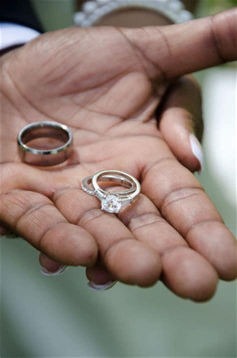 wedding rings african american, free photos, #1412257