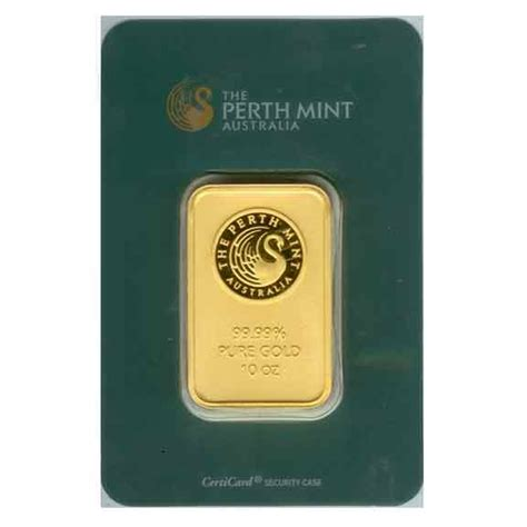 10 ounce silver bar worth perth gold bar 10 oz great national pricing free shipping