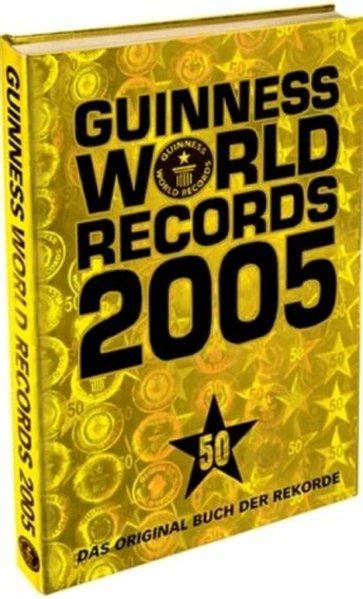 libro guinness world records 2005 guinness world records 2005 zvab