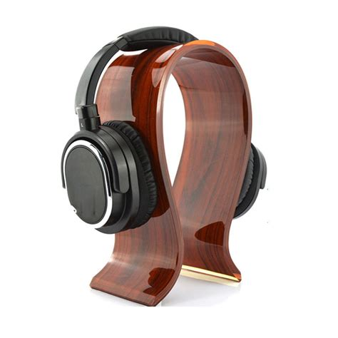 Headphone Rack by Acrylic Gaming Earphone Stand Holder Headset Hanger