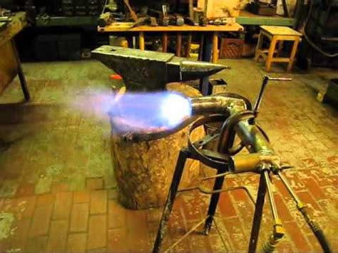 """gas burner """"the monster torch"""" test youtube"""