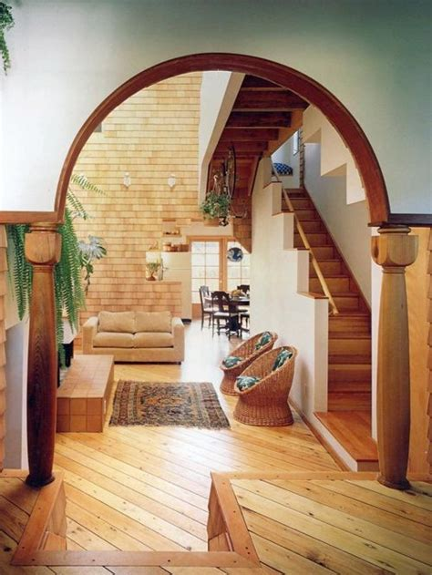 home interior arch designs arch living room home design ideas pictures remodel and