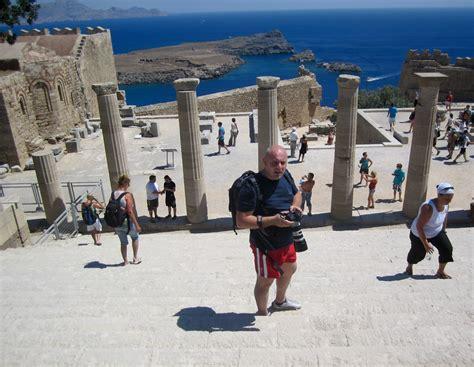 rodi turisti per caso lindos viaggi vacanze e turismo turisti per caso