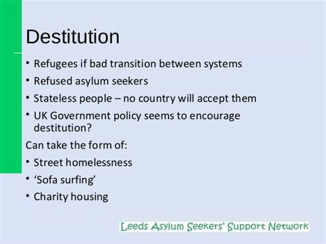 section 4 asylum support the asylum journey updated september 15