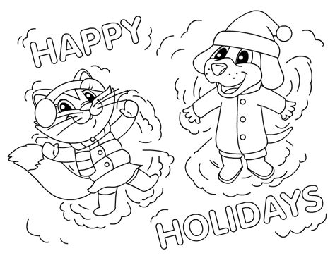 coloring pages of snow angels fun activities the jump yard cleveland ohio where
