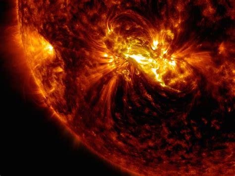 Solar Flare Detox Center by Third Substantial Solar Flare In 2 Days Nasa