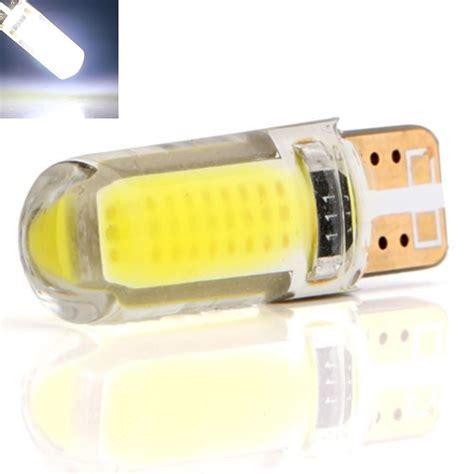 lada led 5w newest t10 w5w led car interior light cob marker l 12v