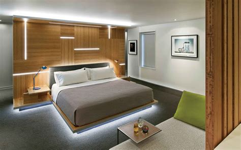 platform bed with lights underneath 9 exles of beds with hidden lighting underneath