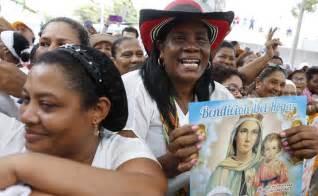 how to stop gossiping catholic in cartagena pope prays for venezuela denounces modern