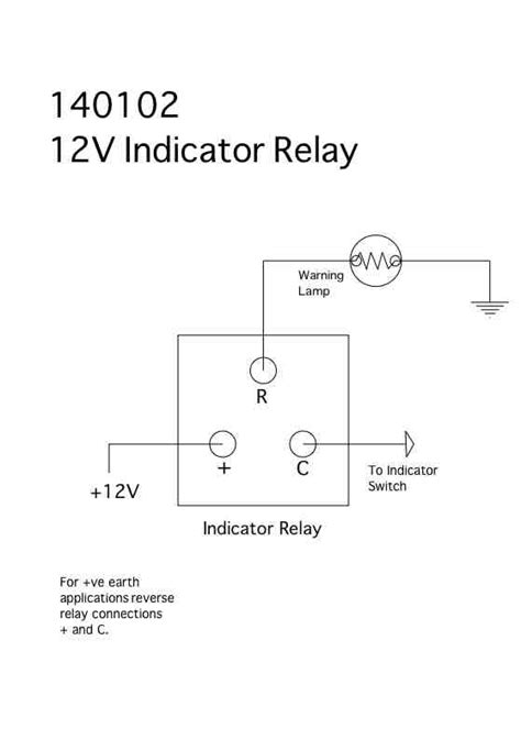 12V Electronic 3 terminal - positive and negative earth