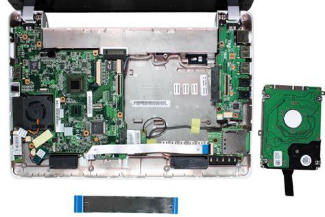 Hardisk Asus Eee Pc asus eee pc 1101ha smontaggio e componenti hardware netbook italia asus eee pc acer aspire