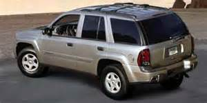 2003 chevrolet trailblazer image