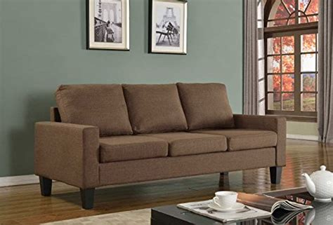 home life 3 person contemporary upholstered linen sofa home life 3 person contemporary upholstered linen sofa 77