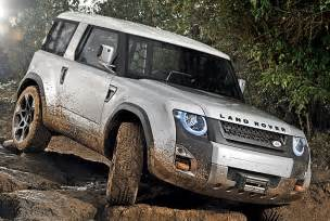 land rover defender 4x4 new generation of the land rover defender 4x4 to be built
