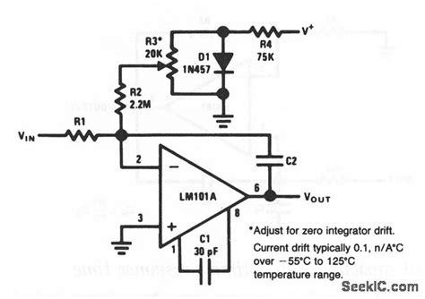 integrator analog circuit integrator analog circuit 28 images integrator analog