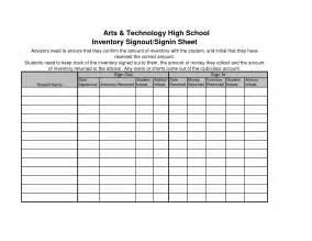 Inventory Sign Out Sheet Template by Best Photos Of Vehicle Sign Out Sheet Equipment Sign Out