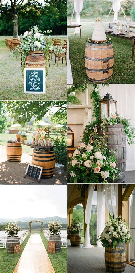 20 Adorable Ways to Use Wine Barrels for Your Country