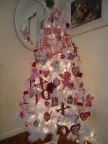 tammy s heart white valentine tree