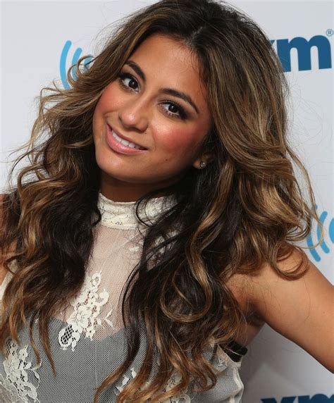 5th harmony hairstyles fifth harmony s ally brooke hernandez gets a glam new