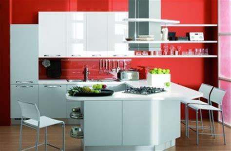 red and white kitchen designs blanco y rojo para la cocina decoraci 243 n de interiores y