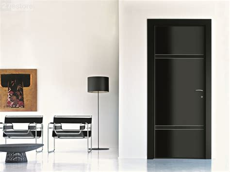 bedroom door designs low sheen glossy black interior door doors living room
