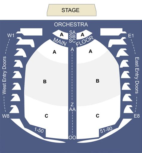 des moines civic center seating guide des moines civic center des moines ia seating chart