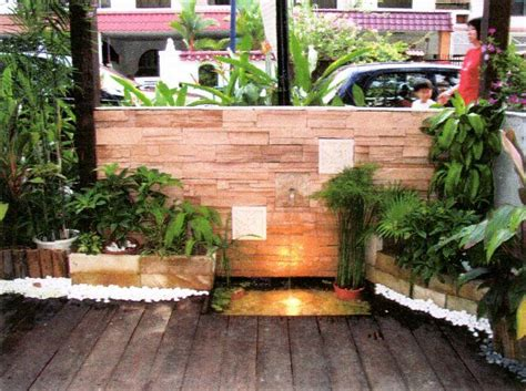 14 best garden feature wall images on feature