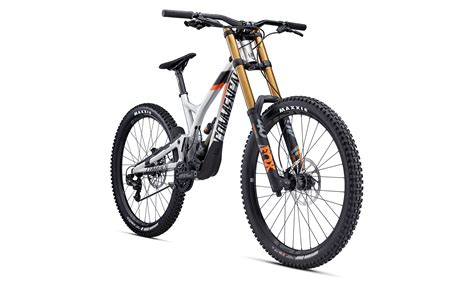 commencal supreme dh commencal 2018 supreme dh v4 2 race fox 650b brushed 2018