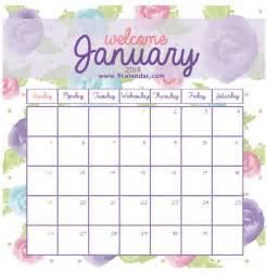pretty calendar template pretty calendars 2016 printable calendar template 2016