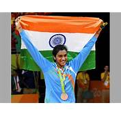 PV Sindhu Sakshi Malik Save India From Drawing A Blank In