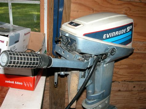 boat trader ontario outboard motors 9 9 hp evinrude long shaft outboard motor price reduced
