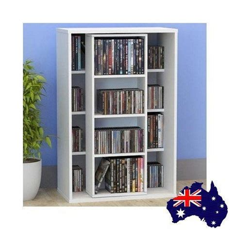 Office Bedroom Ideas dvd storage shelf holder cds books movies shelves study