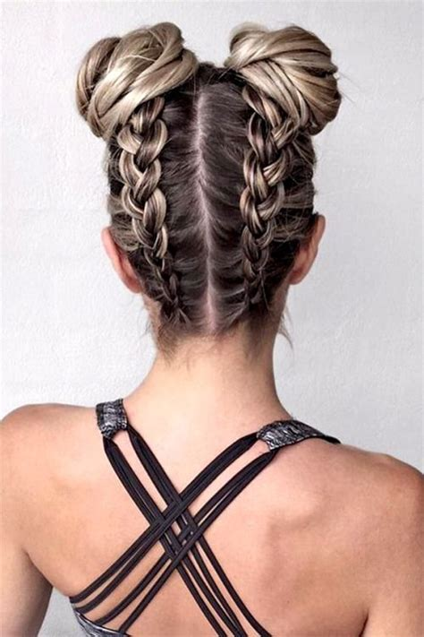 Hairstyles For Dancers by 25 Best Ideas About Hairstyles On Grad