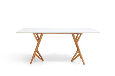 table de salle 224 manger design scandinave vispa dewarens