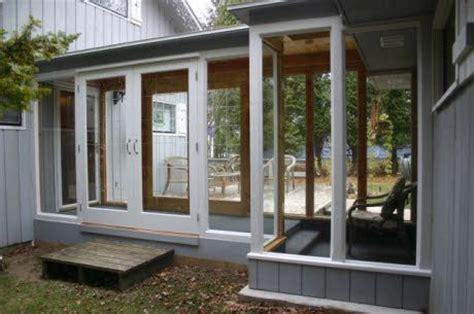 Enclosed Garage Ideas by Enclosed Breezeways