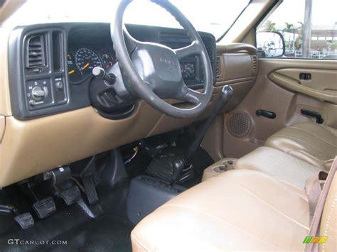 2000 Silverado Interior by Interior 2000 Chevrolet Silverado 2500 Regular Cab 4x4