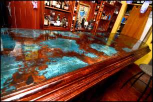 bar top and table top clear epoxy resin 2 gallons