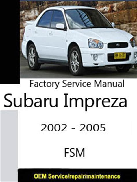 small engine repair manuals free download 2002 subaru legacy head up display service manual pdf 2005 subaru impreza transmission