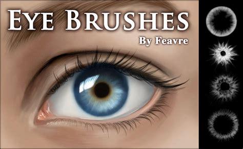 150 Essential Free Eye Brushes For Photoshop Webdesignerdrops Eyelash Website Templates