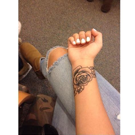 henna rose tattoo tumblr best 25 tattoos ideas on thigh