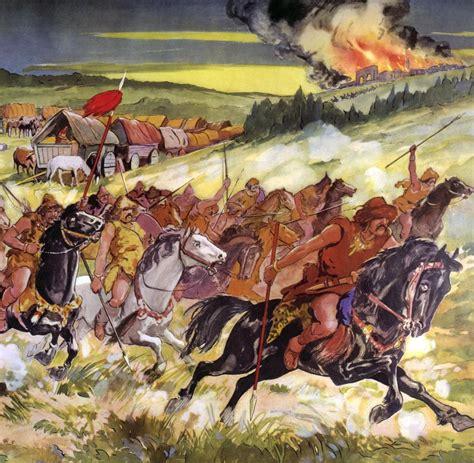 mittelalter wann bis wann goten zug 376 n chr was roms v 246 lkerwanderung heute