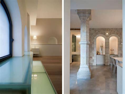 modern minimalism meets wooden warmth inside small winter jerusalem apartment where modern minimalism meets old